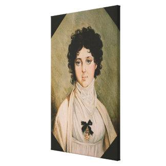 Lady Hamilton Canvas Print