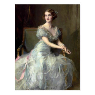 Lady Illingworth - Philip de Laszlo Postcard