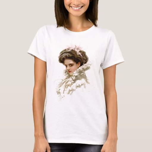 Lady in Profile T-Shirt