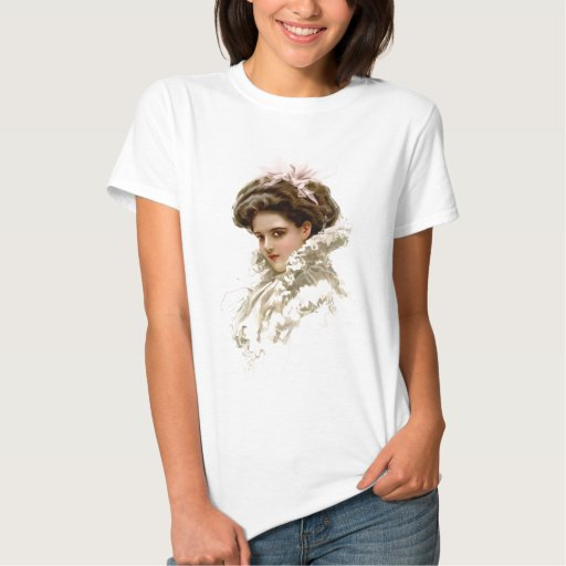 Lady in Profile Tshirt
