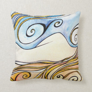 Lady Ireland Throw Cushion