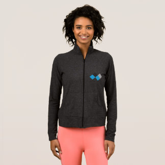 "Lady jacket with DS logo ""tile """