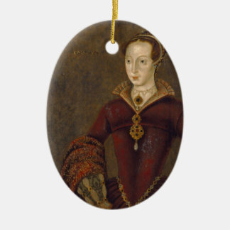 Lady Jane Grey Christmas Ornament