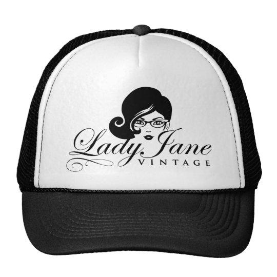 Lady Jane Vintage Trucker Hat