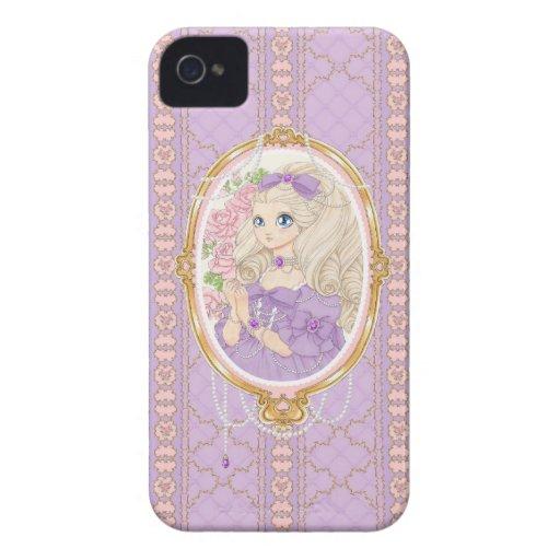Lady Jewel BlackBerry Bold case (amethyst)