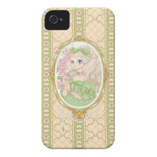 Lady Jewel BlackBerry Bold case (citrine)