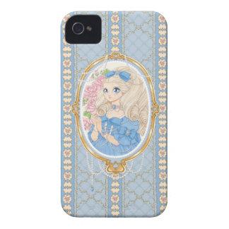 Lady Jewel BlackBerry Bold case (sapphire)