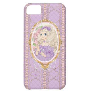 Lady Jewel iPhone 5 case (amethyst)