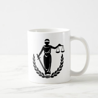 LADY JUSTICE CO. COFFEE MUG