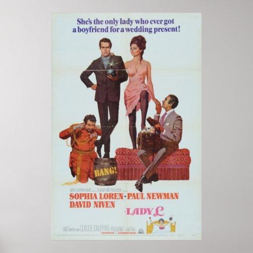 Lady L (1965) Poster