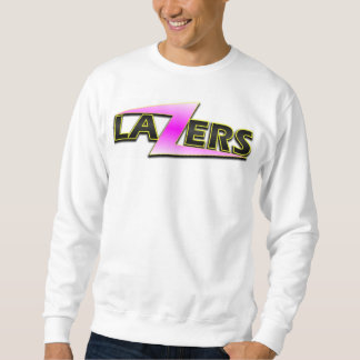 Lady LaZers Logo Sweat Shirt