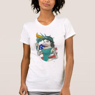 """""""Lady Liberty 2011"""" Shirt"""