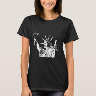 LADY LIBERTY BY EKLEKTIX T-Shirt