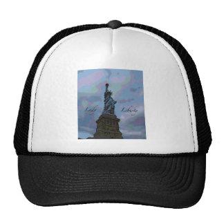 Lady Liberty Mesh Hat