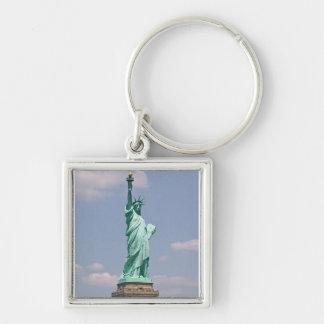 Lady Liberty Keychain