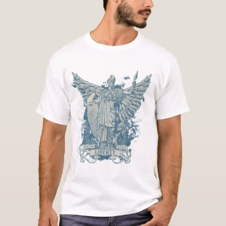Lady Liberty (Libertas) Graphic T-shirt