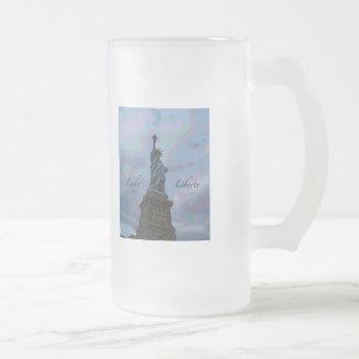 Lady Liberty Mugs