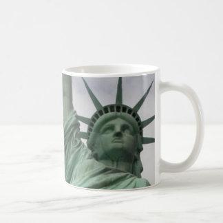Lady Liberty New York Mug