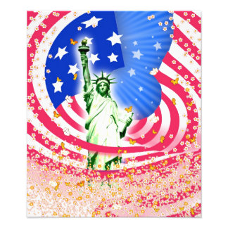 Lady Liberty, New York Photo