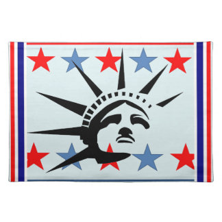 Lady Liberty Placemat