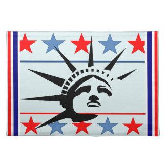 Lady Liberty Placemat
