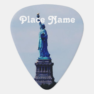 Lady Liberty Plectrum