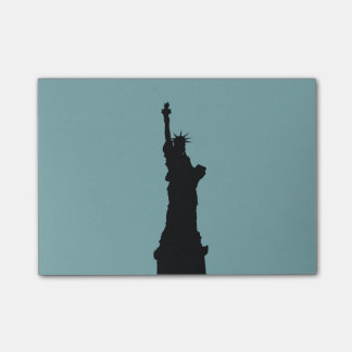 Lady Liberty Post-it® Notes