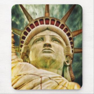 Lady Liberty, Statue of Liberty Mouse Mat