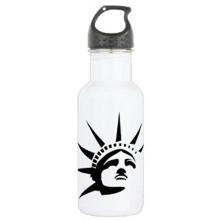 Lady Liberty Water Bottle 532 Ml Water Bottle