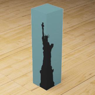 Lady Liberty Wine Gift Box