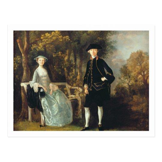 Lady Lloyd and her son, Richard Savage Lloyd,