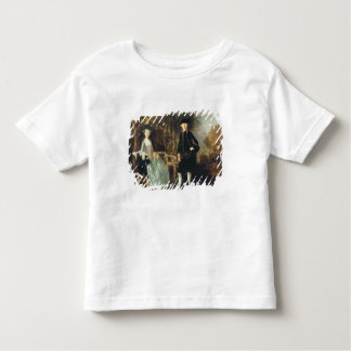 Lady Lloyd and her son, Richard Savage Lloyd, of H Toddler T-Shirt