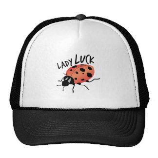 Lady Luck Cap
