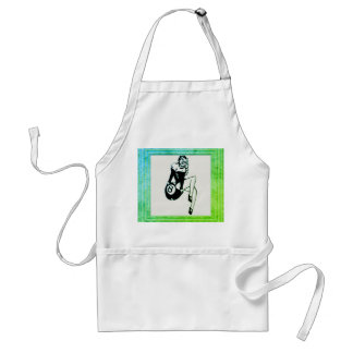 Lady Luck Standard Apron