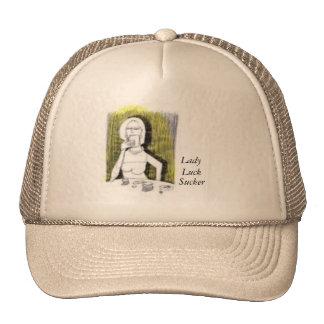 Lady Luck Sucker Cap