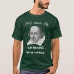 Lady Macbeth Dark T-Shirt