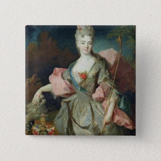 Lady Mary Josephine Drummond, Countess of Castelbl 15 Cm Square Badge