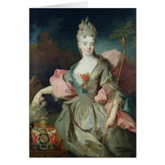 Lady Mary Josephine Drummond, Countess of Castelbl Card