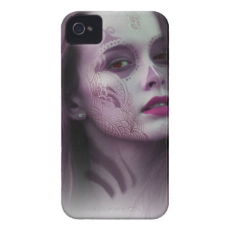 Lady Model Make Up Case-Mate iPhone 4 Cases