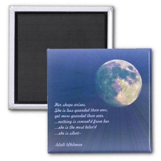 Lady Moon Magnet