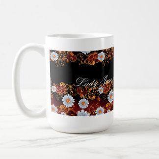 Lady Name Mistress of the Manor Cup Coffee Mug
