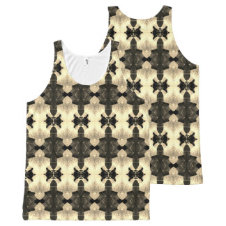 Lady Nature Costume All-Over Print Tank Top