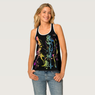 LADY NIGHT OUT TANK TOP