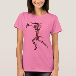 Lady Ninja T-Shirt