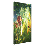 Lady of Dreams - Canvas Stretched Canvas Prints