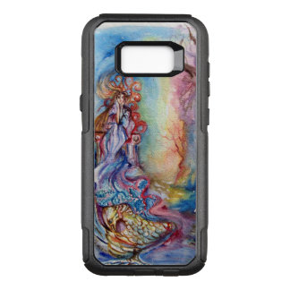 LADY OF LAKE / Magic and Mystery Pink Blue Fantasy OtterBox Commuter Samsung Galaxy S8+ Case
