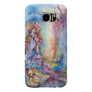 LADY OF LAKE  / Magic and Mystery Samsung Galaxy S6 Cases