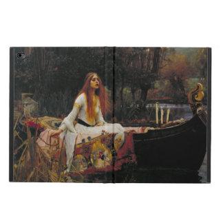 Lady of Shallot by John William Waterhouse