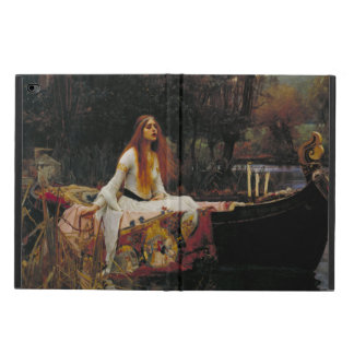 Lady of Shallot by John William Waterhouse Powis iPad Air 2 Case