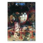 Lady of Shalott Card